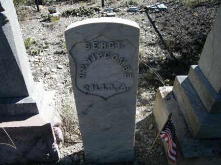 TIPCOMBE, O P - Chaffee County, Colorado   O P TIPCOMBE - Colorado Gravestone Photos