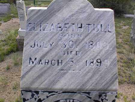 TULL, ELIZABETH - Chaffee County, Colorado | ELIZABETH TULL - Colorado Gravestone Photos
