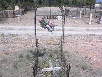 UNKNOWN, EDDIE - Chaffee County, Colorado | EDDIE UNKNOWN - Colorado Gravestone Photos