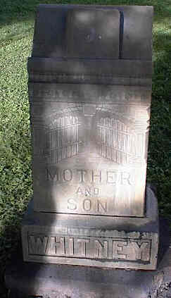 WHITNEY, MONUMENT - Chaffee County, Colorado | MONUMENT WHITNEY - Colorado Gravestone Photos