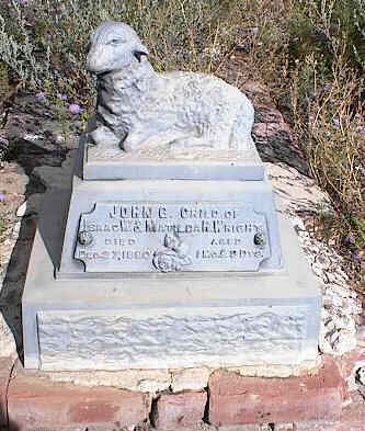 WRIGHT, JOHN G. - Chaffee County, Colorado | JOHN G. WRIGHT - Colorado Gravestone Photos