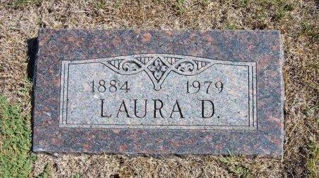 BRUSE, LAURA D - Cheyenne County, Colorado | LAURA D BRUSE - Colorado Gravestone Photos