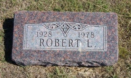 BRUSE, ROBERT L - Cheyenne County, Colorado | ROBERT L BRUSE - Colorado Gravestone Photos