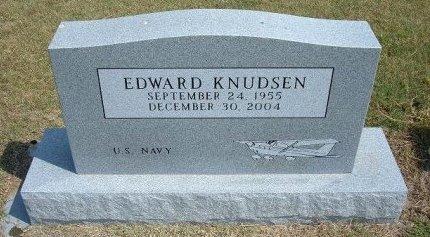 KNUDSEN, EDWARD - Cheyenne County, Colorado | EDWARD KNUDSEN - Colorado Gravestone Photos