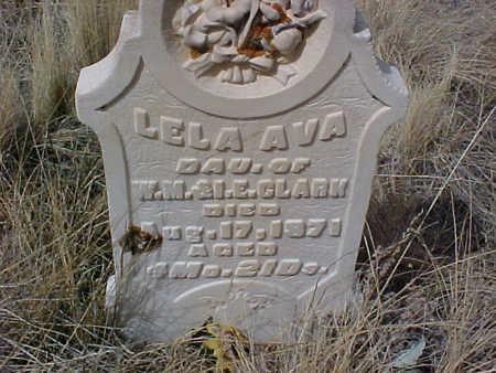 CLARK, LELA AVA - Clear Creek County, Colorado | LELA AVA CLARK - Colorado Gravestone Photos