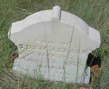 CLARK, WARREN I. - Clear Creek County, Colorado | WARREN I. CLARK - Colorado Gravestone Photos