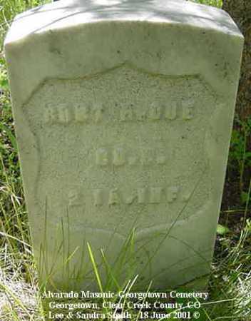 COE, ROBT H. - Clear Creek County, Colorado | ROBT H. COE - Colorado Gravestone Photos