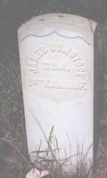 COMSTOCK, JAMES - Clear Creek County, Colorado | JAMES COMSTOCK - Colorado Gravestone Photos