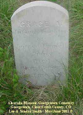 DRIPS, GRACE A. - Clear Creek County, Colorado | GRACE A. DRIPS - Colorado Gravestone Photos