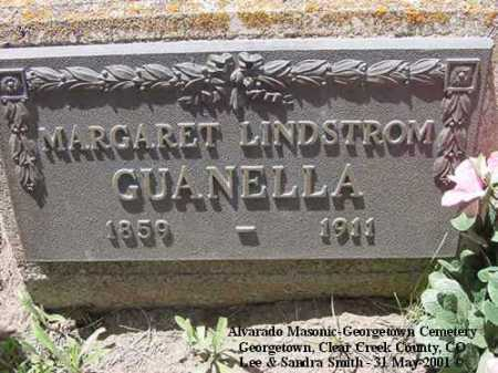 LINDSTROM GUANELLA, MARGARET - Clear Creek County, Colorado | MARGARET LINDSTROM GUANELLA - Colorado Gravestone Photos