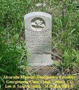 GUSTAFSON, MARIA FRIDEBOURG - Clear Creek County, Colorado | MARIA FRIDEBOURG GUSTAFSON - Colorado Gravestone Photos