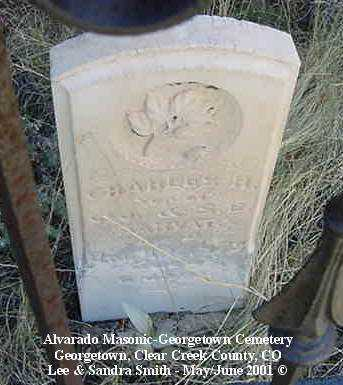 HARVAT, CHARLES H. - Clear Creek County, Colorado | CHARLES H. HARVAT - Colorado Gravestone Photos