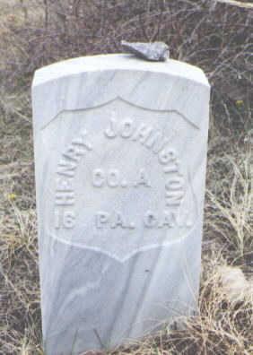 JOHNSTON, HENRY - Clear Creek County, Colorado | HENRY JOHNSTON - Colorado Gravestone Photos