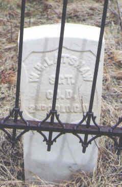 LATSHAW, W. H. - Clear Creek County, Colorado | W. H. LATSHAW - Colorado Gravestone Photos