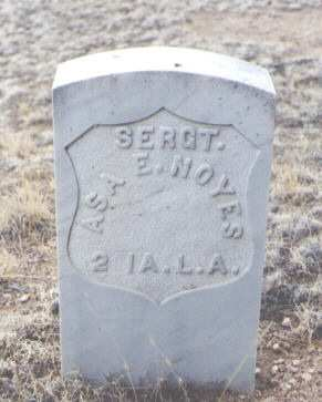 NOYES, ASA E. - Clear Creek County, Colorado | ASA E. NOYES - Colorado Gravestone Photos