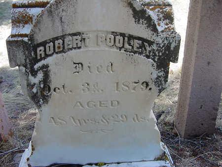 POOLEY, ROBERT - Clear Creek County, Colorado   ROBERT POOLEY - Colorado Gravestone Photos