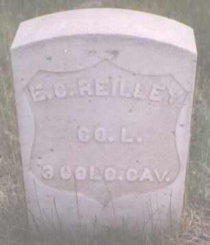 REILLEY, E. C. - Clear Creek County, Colorado | E. C. REILLEY - Colorado Gravestone Photos
