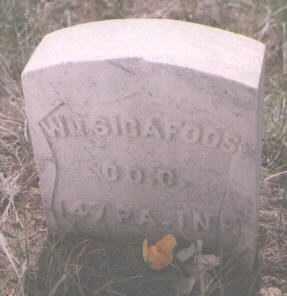 SIGIFOOX, WILLIAM - Clear Creek County, Colorado | WILLIAM SIGIFOOX - Colorado Gravestone Photos