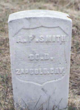 SMITH, A. P. - Clear Creek County, Colorado | A. P. SMITH - Colorado Gravestone Photos