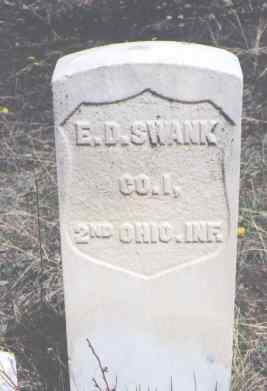 SWANK, E. D. - Clear Creek County, Colorado | E. D. SWANK - Colorado Gravestone Photos