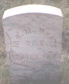 WHITE, JAMES M. - Clear Creek County, Colorado | JAMES M. WHITE - Colorado Gravestone Photos