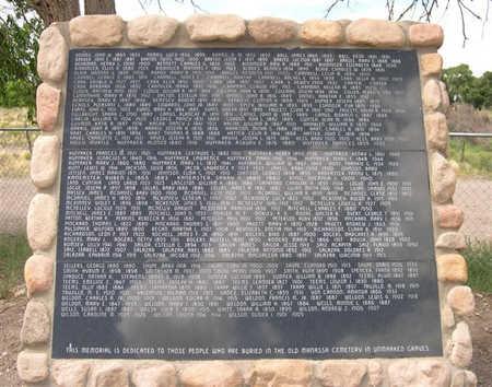 CHAPMAN, HELENA M. - Conejos County, Colorado | HELENA M. CHAPMAN - Colorado Gravestone Photos