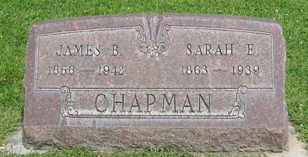 CHAPMAN, JAMES BUCHANAN - Conejos County, Colorado | JAMES BUCHANAN CHAPMAN - Colorado Gravestone Photos