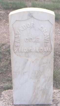 CHAVIS, SALVADOR - Conejos County, Colorado   SALVADOR CHAVIS - Colorado Gravestone Photos