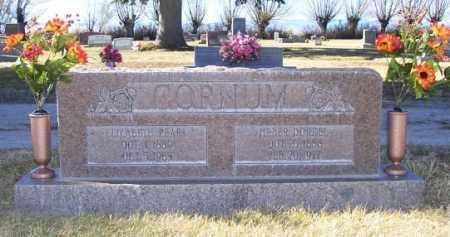 CORNUM, H DORREL - Conejos County, Colorado | H DORREL CORNUM - Colorado Gravestone Photos