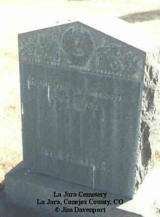 FORBES, BARBARA J. - Conejos County, Colorado | BARBARA J. FORBES - Colorado Gravestone Photos