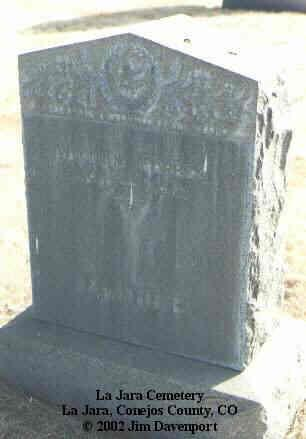 FORBES, WILLIAM - Conejos County, Colorado | WILLIAM FORBES - Colorado Gravestone Photos