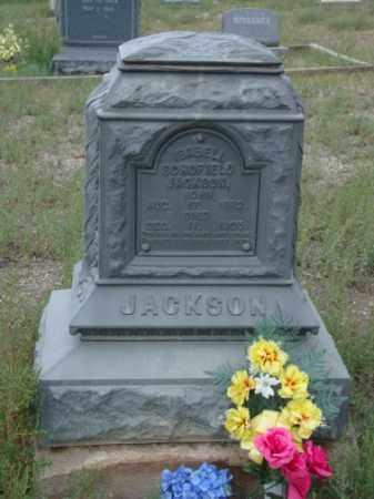 JACKSON, ISABELL - Conejos County, Colorado | ISABELL JACKSON - Colorado Gravestone Photos