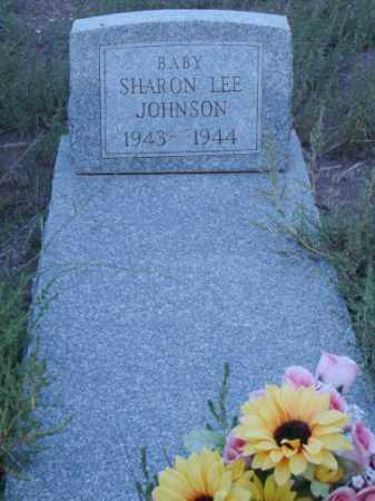 JOHNSON, SHARON LEE - Conejos County, Colorado | SHARON LEE JOHNSON - Colorado Gravestone Photos