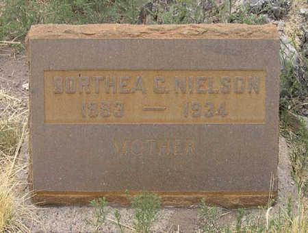 NIELSON, DORTHEA C. - Conejos County, Colorado | DORTHEA C. NIELSON - Colorado Gravestone Photos