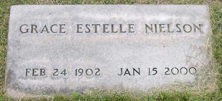 NIELSON, GRACE ESTELLE - Conejos County, Colorado | GRACE ESTELLE NIELSON - Colorado Gravestone Photos