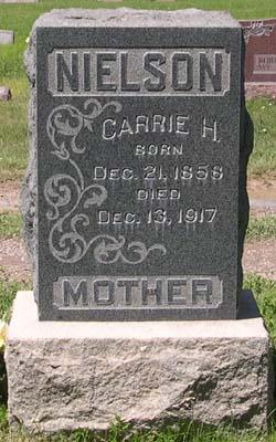 HANSEN NIELSON, KAREN - Conejos County, Colorado | KAREN HANSEN NIELSON - Colorado Gravestone Photos