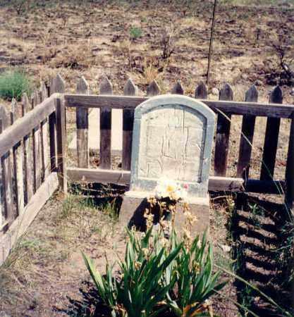 ROYBAL SANCHEZ, MARIA DE LA CRUZ - Conejos County, Colorado | MARIA DE LA CRUZ ROYBAL SANCHEZ - Colorado Gravestone Photos