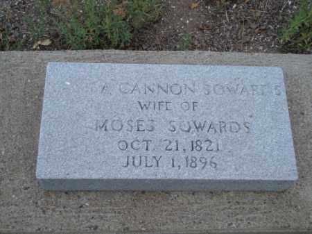 GANNON SOWARDS, A. - Conejos County, Colorado | A. GANNON SOWARDS - Colorado Gravestone Photos