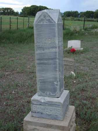 SOWARDS, MARY ELLEN - Conejos County, Colorado   MARY ELLEN SOWARDS - Colorado Gravestone Photos