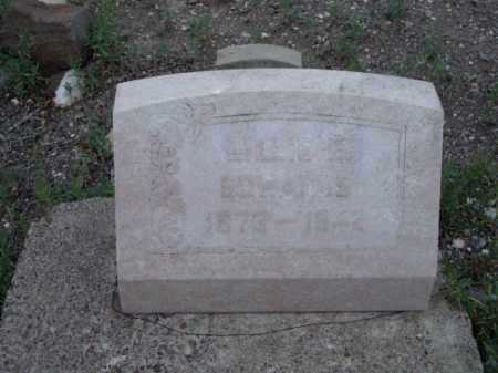 SOWARDS, LILLIE ERNESTINE - Conejos County, Colorado | LILLIE ERNESTINE SOWARDS - Colorado Gravestone Photos