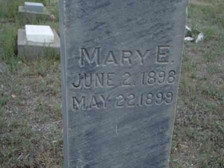 SOWARDS, MARY ELLEN - Conejos County, Colorado | MARY ELLEN SOWARDS - Colorado Gravestone Photos