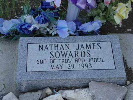 SOWARDS, NATHAN JAMES - Conejos County, Colorado | NATHAN JAMES SOWARDS - Colorado Gravestone Photos
