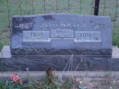 SOWARDS, TROY - Conejos County, Colorado | TROY SOWARDS - Colorado Gravestone Photos