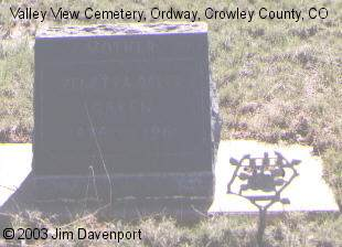 GREEN, ZENETTA BELLE - Crowley County, Colorado | ZENETTA BELLE GREEN - Colorado Gravestone Photos