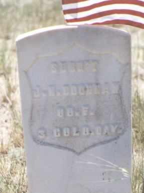 COCHRAN, J. N. - Custer County, Colorado | J. N. COCHRAN - Colorado Gravestone Photos