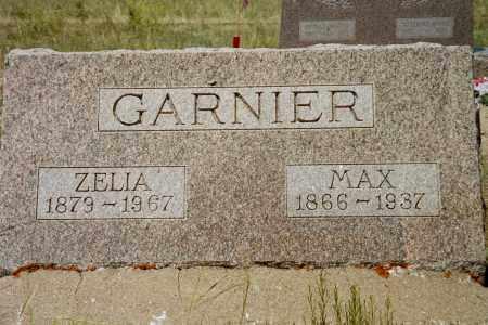 GARNIER, MAX - Custer County, Colorado   MAX GARNIER - Colorado Gravestone Photos