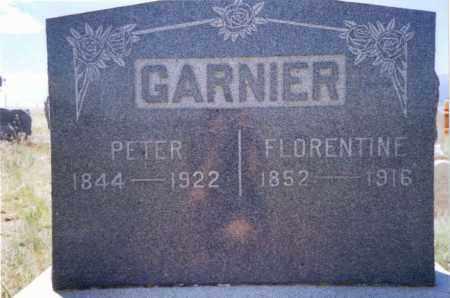 GARNIER, PIERRE - Custer County, Colorado | PIERRE GARNIER - Colorado Gravestone Photos