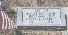 MILLER, SUSAN ELIZABETH - Custer County, Colorado | SUSAN ELIZABETH MILLER - Colorado Gravestone Photos