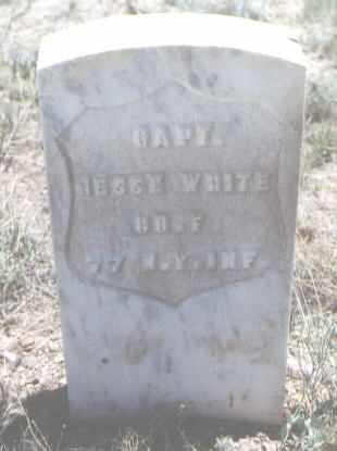 WHITE, JESSE - Custer County, Colorado   JESSE WHITE - Colorado Gravestone Photos