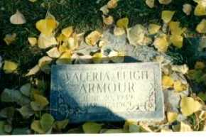 ARMOUR, VALERIA - Delta County, Colorado   VALERIA ARMOUR - Colorado Gravestone Photos